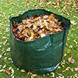 Large Heavy Duty 150 Litre Reusable Shower Proof Garden Waste Refuse Sack with Drawstring Top (2)