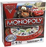 Hasbro - Gioco Societa Monopoly Cars 2