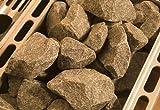 Weka Diabas-Piedras para Sauna, Gris, 35x 43x 9.5cm, 500.1201.00.00