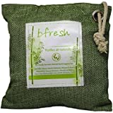 bfresh Natural Moso Bamboo Charcoal Non Electric Chemical-free Air Purifier Bag (200gm)