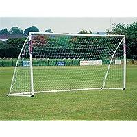 Samba 16x7ft Multigoal Football Goal W/Ground Anchors Freestanding
