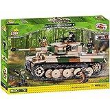 COBI - Tanque PzKpfw VI Tiger Ausf E, juego de construcción (2487)