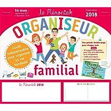 Organiseur familial Mémoniak 2017-2018