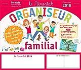 Organiseur familial Mémoniak 2017-2018 (Broché)
