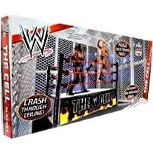 Mattel WWE Wrestling Exclusivo PARQUE INFANTIL the cell
