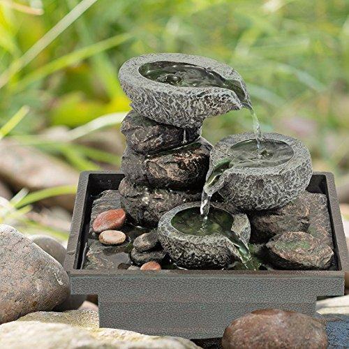 fuentes de jardin baratas