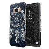 Glitbit Hülle Kompatibel mit Samsung Galaxy S8 Dreamcatcher Native Nature Dream Catcher Tumblr Boho Indie Bohemian Bohe