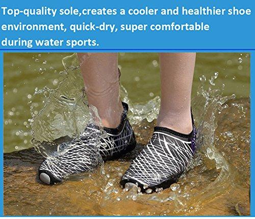 Gli Crociera Sneaker Per Gomnear Spiaggia Grigio Rapida D'acqua Casuale Scarpe Esecuzione Di Canottaggio Leggeri Uomini Nuoto Asciugatura Da Pesca qRUxtw0