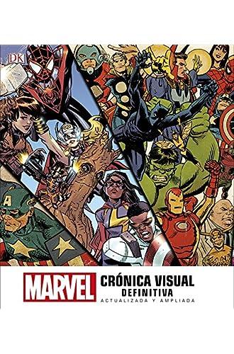 Descargar gratis Marvel Crónica Visual Definitiva: Actualizada y Ampliada de Varios Autores