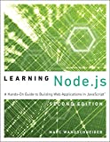 Learning Node.js brings together the knowledge and JavaScript code needed to build master the Node.js platform and build server-side applications with extraordinary speed and scalability.  You'll start by installing and running Node.js, understandin...