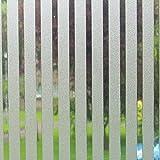 KINLO 90x200cm schneidbar Fensterfolie Selbsthaftend Klebefolie Fensterbilder Sichtschutzfolie Bunt Glasfolie Fensterfolien Blickdicht Selbstklebend Glastür Aufkleber ohne Kleber