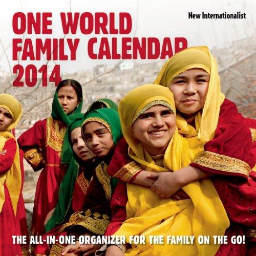 One World Family Calendar 2014 (One World Calendars)