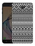 Best Phone Case and Gift Friend Phone Cases Galaxies - Humor Gang Black and White Ethnic Aztec Tribal Review