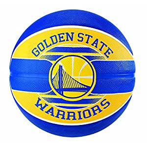 Ballon Spalding NBA team ball Golden State Warriors