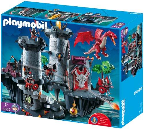 Preisvergleich Produktbild PLAYMOBIL 4835 - Große Drachenburg