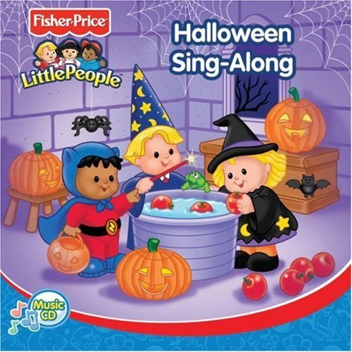 by Little People (Halloween-sing Along-cd)