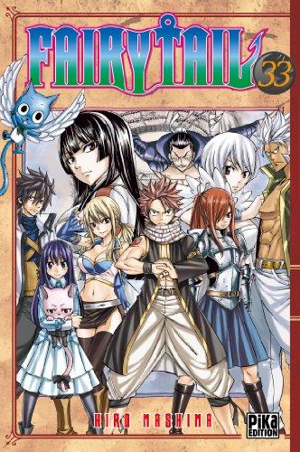 Fairy Tail Vol.33 par MASHIMA Hiro