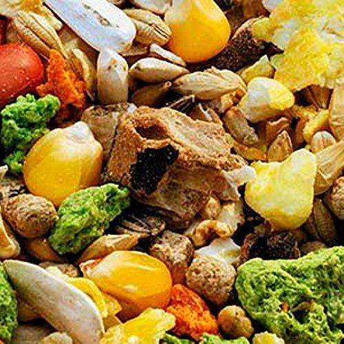 15kg Garvo 5749 Melange Kaninchenfutter ohne Pellets