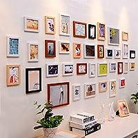 XIAOHUAHUA Wohn Foto Wandrahmen Zimmer, Foto An Der Wand, Wand Dekoration,  Bilderrahmen,