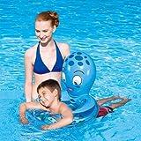 Flotador con Forma de Pulpo 61 cm. Splash and Play - Azul