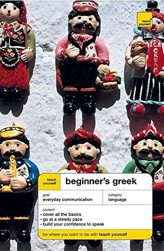 Teach Yourself Beginner's Greek (Tybl) por Aristarhos Matsukas