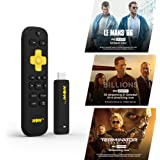 NOW TV Smart Stick with 1 month Entertainment Pass and 1 month Sky Cinema Pass | HD Streaming Media Player – Watch, Disney+,
