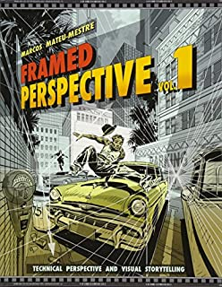 Framed Perspective Vol. 1: Technical Perspective and Visual Storytelling (1624650309) | Amazon Products