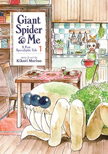Giant Spider & Me: A Post-Apocalyptic Tale Vol. 1 - Spider Giant