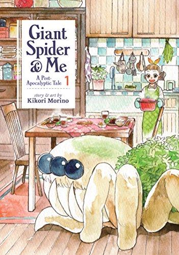 Giant Spider & Me: A Post-Apocalyptic Tale Vol. 1 por Kikori Morino