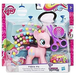 My Little Pony - Figura Pinkie Pie Peinados a la Moda (Hasbro B5417ES0)