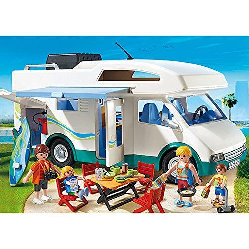 PLAYMOBIL-Summer Fun Sommer Camper 6671