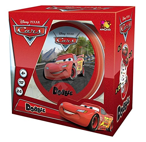 Asmodee Italia 8234Dobble Cars Edición Italiana