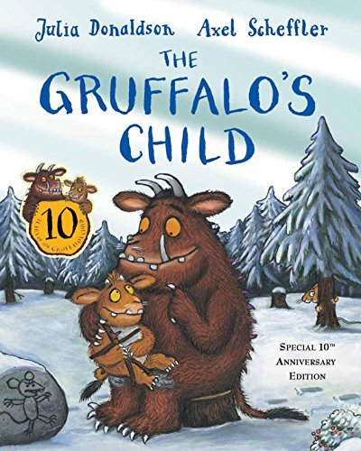 Preisvergleich Produktbild The Gruffalo's Child 10th Anniversary Edition