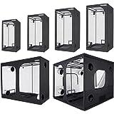 TRAFIKA binnenkweekkast 60x60x160/ GROW TENT/GROW BOX/Indoorkweekkast/Hydrocultuur-growkast/Mylar premium 97% reflectievermog
