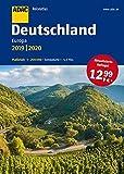 ADAC Reiseatlas Deutschland, Europa 2019/2020 1:200 000 (ADAC Atlanten) -