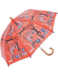 Hatley Printed Umbrella, Paraguas para Niñas