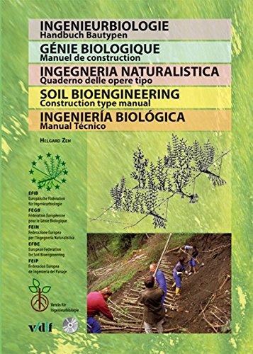 Ingenieurbiologie: Handbuch Bautypen