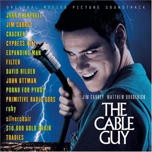 The Cable Guy: Original Motion Picture Soundtrack by Various Artists (1996-08-02)