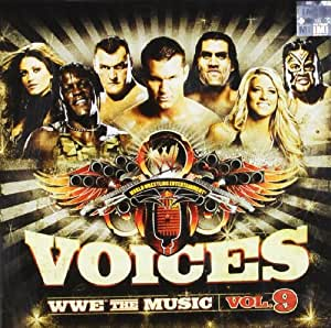 Voices Wwe the Music Vol.9