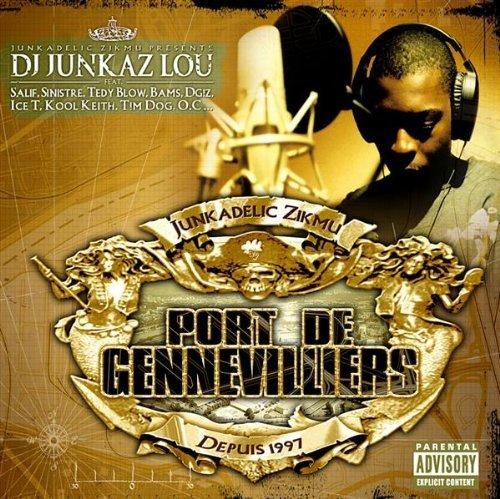 Corner Shop (Groove Attack) Port de Gennevilliers