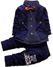 Kids Party Wear Coat and Bottom