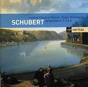 Schubert - Symphonies n° 4, 5, 6, 8
