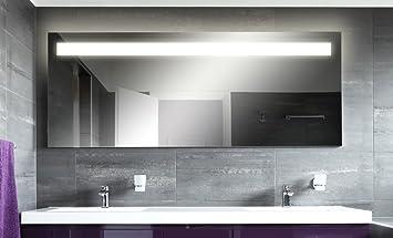 Badspiegel mit Beleuchtung Kairo M41N1: Design Spiegel für ...