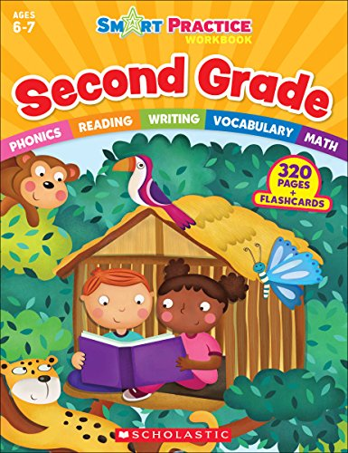 Smart Practice Workbook: Second Grade