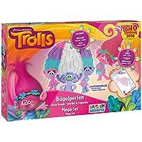 Craze Toys 54650-Mega Set Rainbow Beadys Trolls