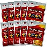 All de around24® 6hasta 20de erpack Cojín de calor werunia GmbH autoadhesivo, tiritas térmica, dolor tiritas, 10 unidades