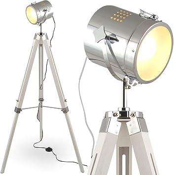mojo floor lamp table lamps tripod standard trivet urban industrial design sell31