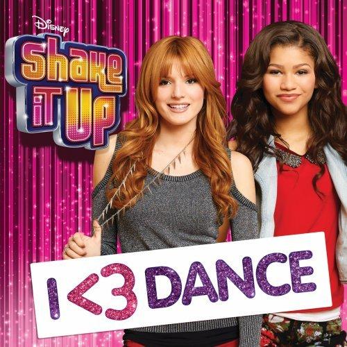 Shake It Up 3:I<3 Dance (Disney Shake It Up)