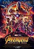 Avengers Infinity War (Blu Ray)