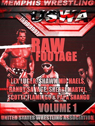 USWA Memphis Wrestling Raw Footage Vol 1 [OV] -